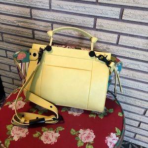 Foley + Corinna Lemon Crossbody Bag - Handbag